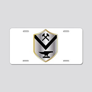 Smith Coat of Arms Aluminum License Plate