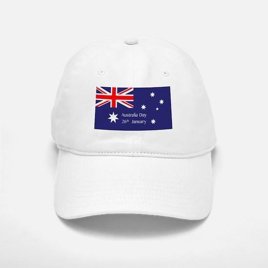 Australia Day Baseball Baseball Cap