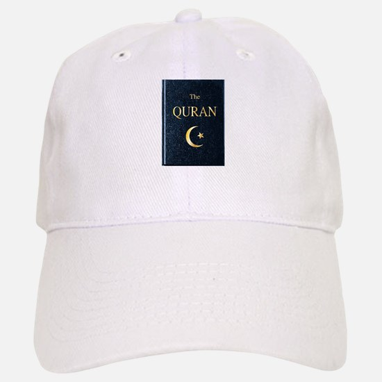 The Quran Baseball Baseball Cap