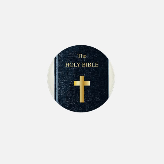 The Holy Bible Mini Button