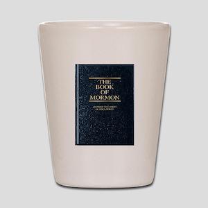 The Book of Mormon Shot Glass