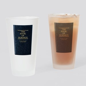 The Book of Mormon Drinking Glass
