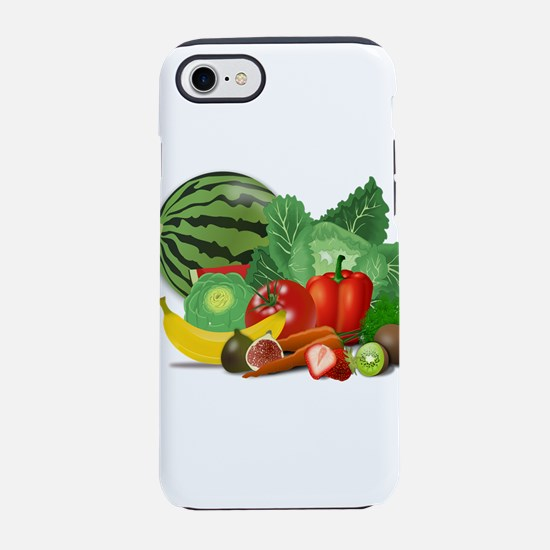 fruits iPhone 8/7 Tough Case