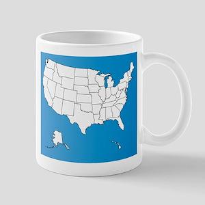United States of America Mugs