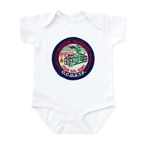 Operation Greehouse Mason Infant Bodysuit