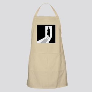 Man in the Doorway Apron
