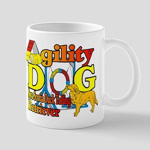 Duck Toller Agility Mug