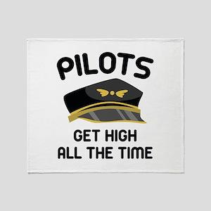Pilots Get High Stadium Blanket