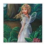 Forest Fairy Tile Coaster