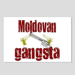 Moldovan gangsta Postcards (Package of 8)