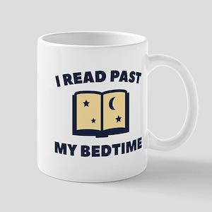 I Read Past My Bedtime Mug