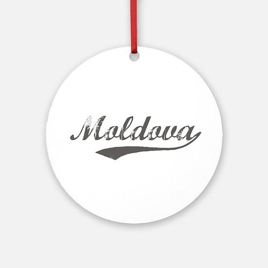 Moldova flanger Ornament (Round)