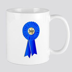 Judge Rosette Mugs