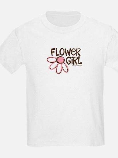 Flower Girl T-Shirt