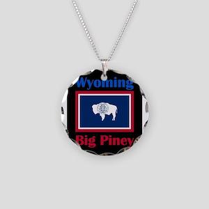 Big Piney Wyoming Necklace