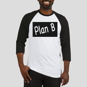 Plan B Baseball Jersey