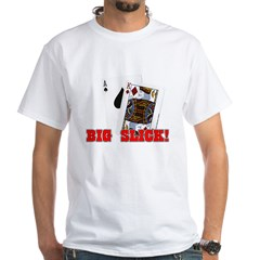 Big Slick White T-Shirt