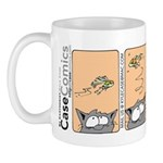 """Collectable Mugs """"Whisker Tracking System&amp"""