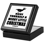 Have Yourself A Merry Little Keepsake Box
