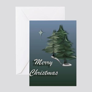 Spruce Grove Christmas Greeting Cards