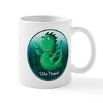 Personalised Wee Nessie (undersea) Mugs