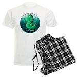 Personalised Wee Nessie (undersea) Pajamas
