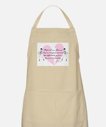 Feminist Quote T-shirts and g BBQ Apron
