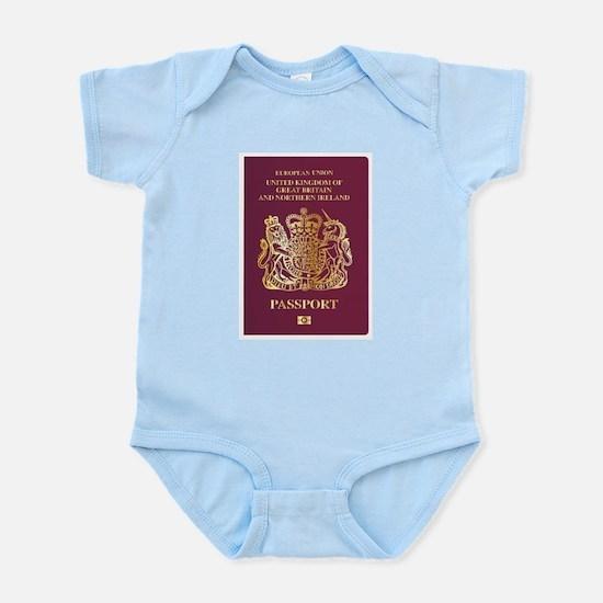 British Passport Body Suit