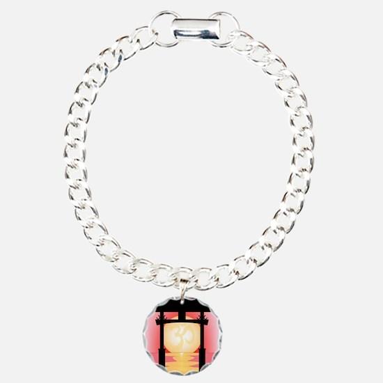Japanese Tori Gate Sunse Bracelet