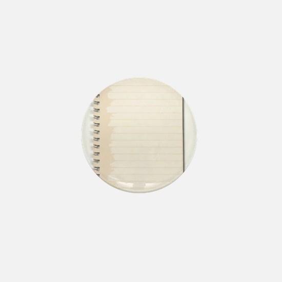 Notebook Mini Button
