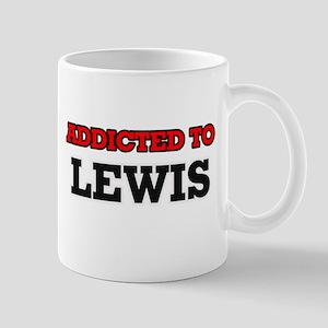 Addicted to Lewis Mugs