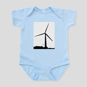 Wind Power Body Suit
