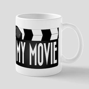 My Movie Clapperboard Mugs