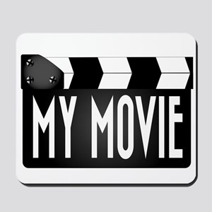 My Movie Clapperboard Mousepad