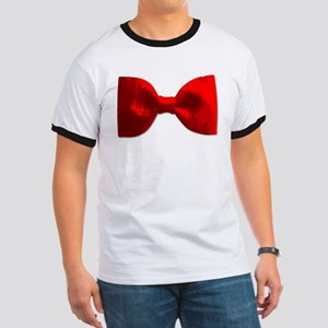 Red Bow Tie T-Shirt