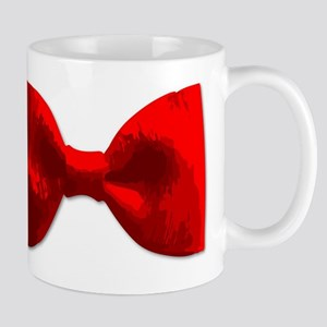 Red Bow Tie Mugs