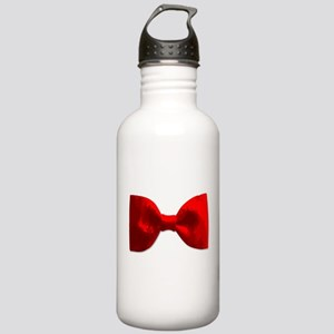 Red Bow Tie Stainless Water Bottle 1.0L
