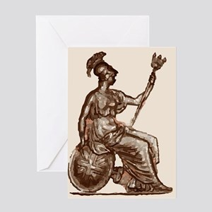 Britannia Greeting Cards