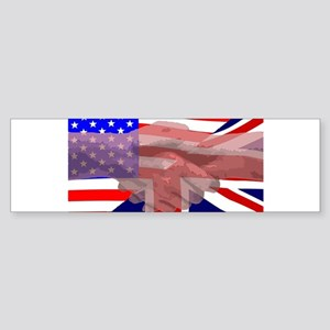 Special Relationship Bumper Sticker