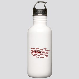 Dyslexia Stainless Water Bottle 1.0L