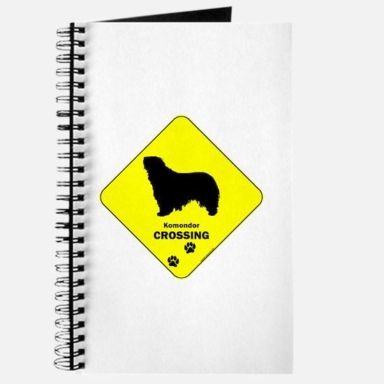 Komondor Crossing Journal