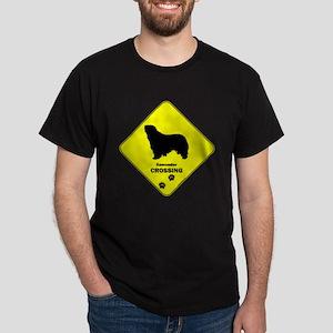 Komondor Crossing Dark T-Shirt