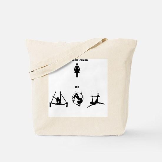 Cute Hoop Tote Bag