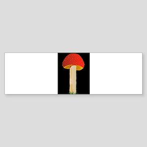 Fungi Bumper Sticker