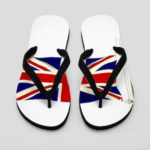 The Union Flag Flip Flops