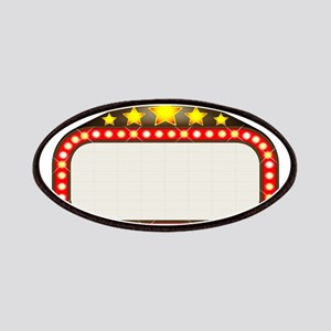 Cinema Marquee Patch