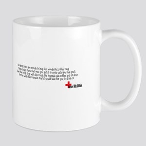 The Always Empty Coffee Mug