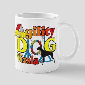 Vizsla Agility Mug