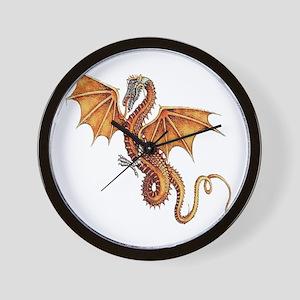 Fantasy Dragon Wall Clock