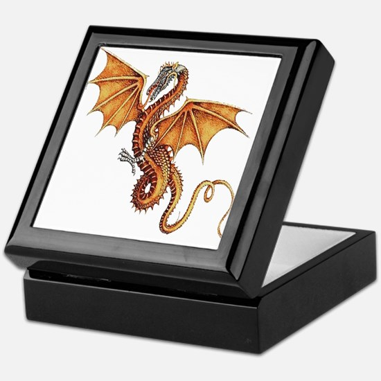 Fantasy Dragon Keepsake Box